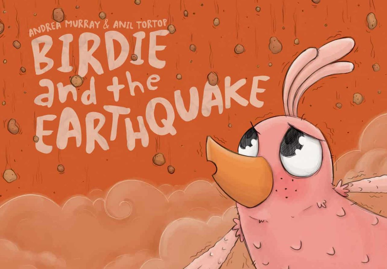 Birdie and the earthquake